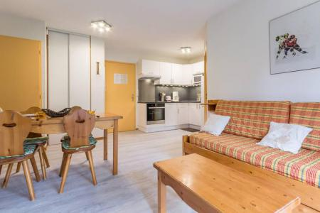 Rent in ski resort 3 room apartment 6 people (A21) - Résidence les Pistes - Le Corbier - Table