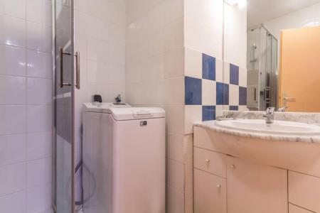 Rent in ski resort 3 room apartment 6 people (A21) - Résidence les Pistes - Le Corbier - Wash-hand basin