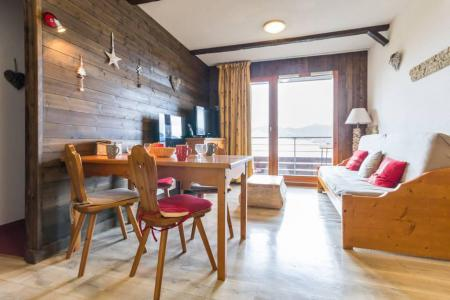 Rent in ski resort 3 room apartment 6 people (C93) - Résidence les Pistes - Le Corbier - Dining area