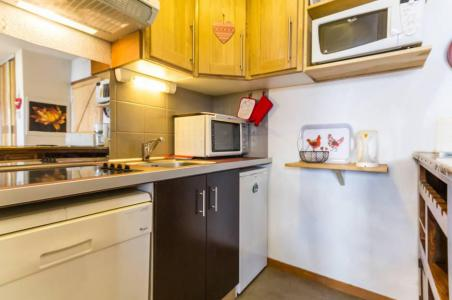 Rent in ski resort 3 room apartment 6 people (C93) - Résidence les Pistes - Le Corbier - Kitchenette