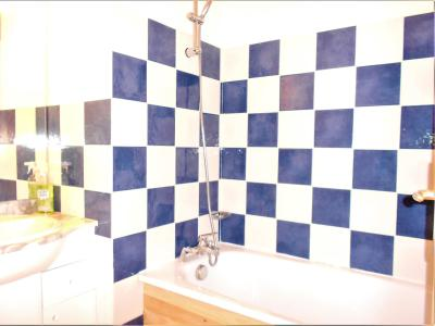 Rent in ski resort 3 room apartment 6 people (C99) - Résidence les Pistes - Le Corbier - Bath-tub