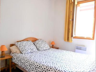 Rent in ski resort 3 room apartment 6 people (C99) - Résidence les Pistes - Le Corbier - Bedroom