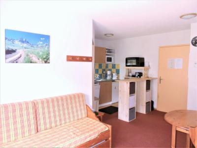 Rent in ski resort 3 room apartment 6 people (C99) - Résidence les Pistes - Le Corbier - Bench seat
