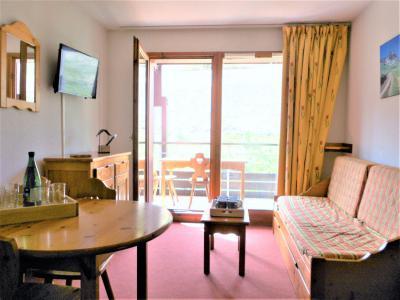 Rent in ski resort 3 room apartment 6 people (C99) - Résidence les Pistes - Le Corbier - Living room