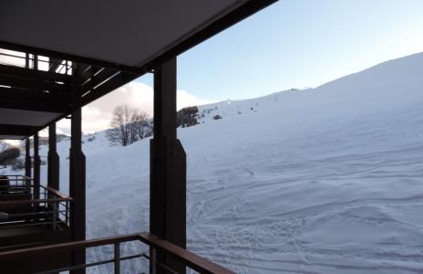 Rent in ski resort 3 room apartment 6 people (C99) - Résidence les Pistes - Le Corbier