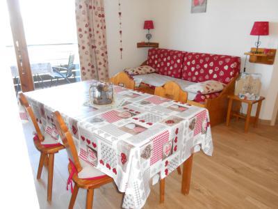 Rent in ski resort 3 room apartment 6 people (A28) - Résidence les Pistes - Le Corbier