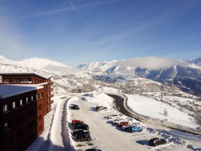 Ski en famille Résidence les Térrasses du Corbier