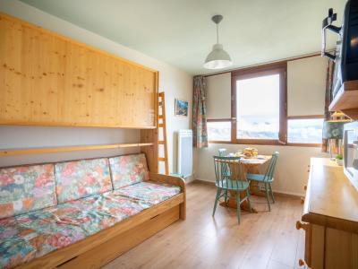 Rent in ski resort 1 room apartment 2 people (27) - Vostok Zodiaque - Le Corbier - Apartment