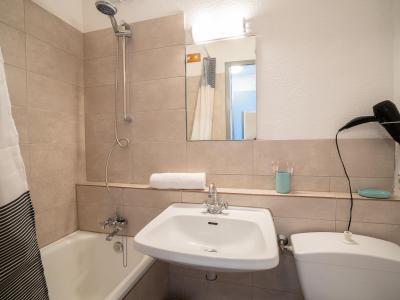Rent in ski resort 1 room apartment 2 people (82) - Vostok Zodiaque - Le Corbier - Apartment