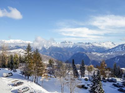 Rent in ski resort 1 room apartment 2 people (85) - Vostok Zodiaque - Le Corbier - Apartment