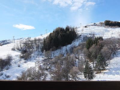 Rent in ski resort 1 room apartment 4 people (15) - Vostok Zodiaque - Le Corbier - Apartment