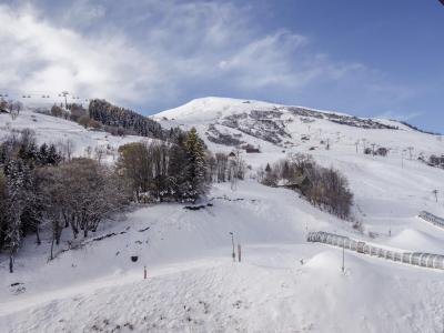 Rent in ski resort 1 room apartment 4 people (84) - Vostok Zodiaque - Le Corbier - Apartment