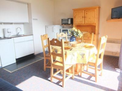 Rent in ski resort 2 room apartment 5 people (47) - Vostok Zodiaque - Le Corbier - Apartment