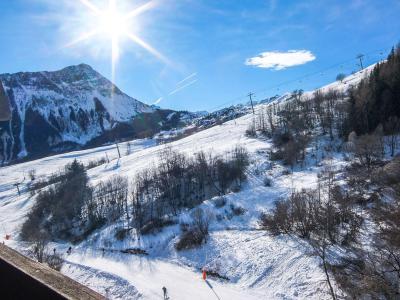 Rent in ski resort 1 room apartment 4 people (45) - Vostok Zodiaque - Le Corbier
