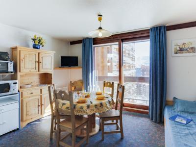 Rent in ski resort 2 room apartment 5 people (47) - Vostok Zodiaque - Le Corbier