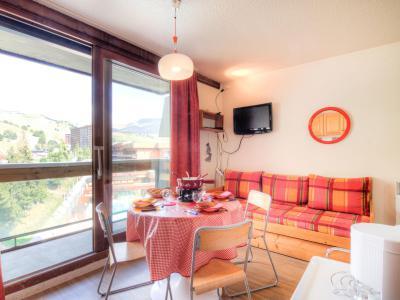 Rent in ski resort 1 room apartment 4 people (42) - Vostok Zodiaque - Le Corbier