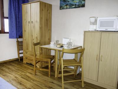 Rent in ski resort 1 room apartment 2 people (73) - Vostok Zodiaque - Le Corbier