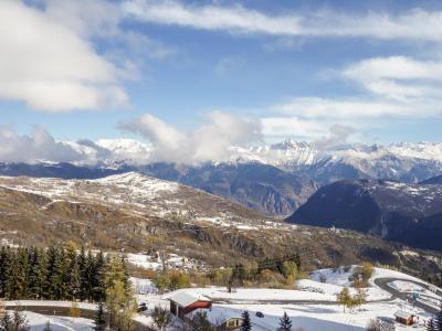 Rent in ski resort 1 room apartment 2 people (34) - Vostok Zodiaque - Le Corbier