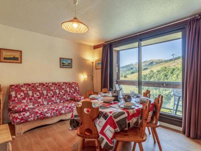 Rent in ski resort 3 room apartment 6 people (89) - Vostok Zodiaque - Le Corbier
