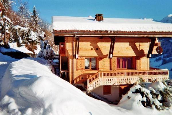 Ski en avril Chalet Etche Ona