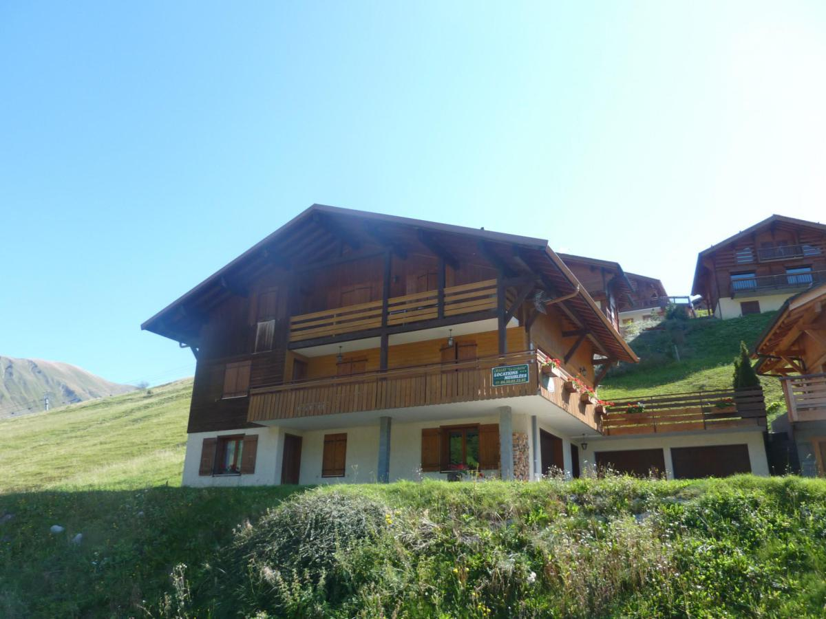 Location au ski Appartement 3 pièces 6 personnes (302) - Chalet La Cytheria - Le Grand Bornand