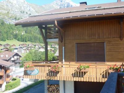 Location au ski Appartement 3 pièces cabine 7 personnes (303) - Chalet La Cytheria - Le Grand Bornand