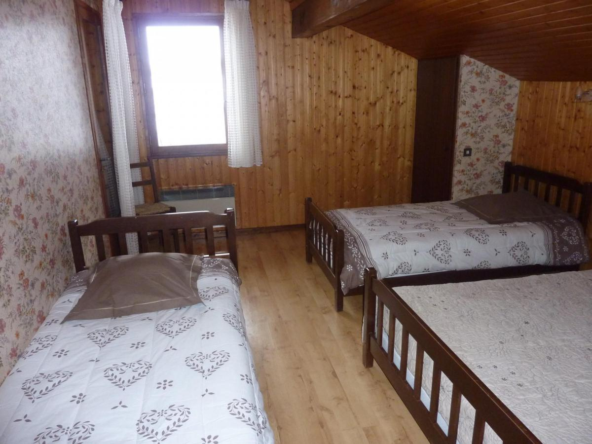 Location au ski Appartement 3 pièces 6 personnes (302) - Chalet La Cytheria - Le Grand Bornand - Lit simple