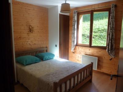 Location au ski Appartement 3 pièces cabine 7 personnes (303) - Chalet La Cytheria - Le Grand Bornand - Chambre