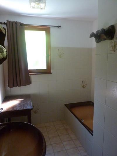 Location au ski Appartement 3 pièces cabine 7 personnes (303) - Chalet La Cytheria - Le Grand Bornand - Salle de bains