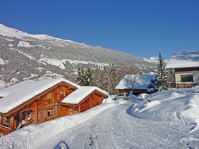 Ski en famille Chalet Namasté