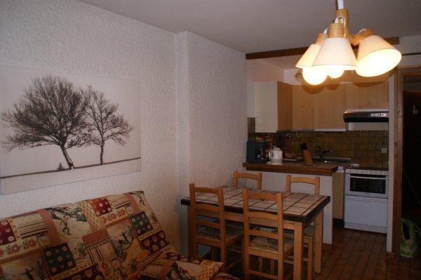 Location au ski Studio coin montagne 4 personnes - Residence Bellachat - Le Grand Bornand - Kitchenette