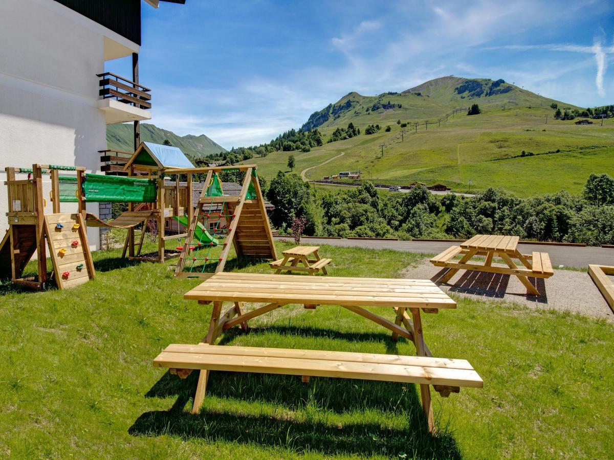 Location au ski Appartement 2 pièces 5 personnes (303) - Residence L'androsace - Le Grand Bornand