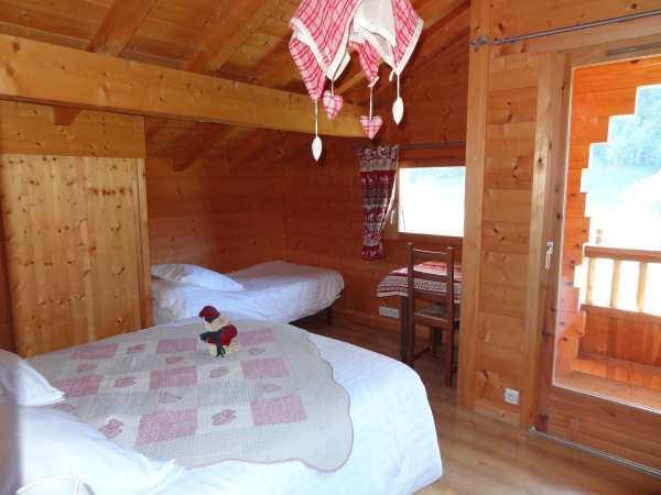 Location au ski Chalet 5 pièces 10 personnes - Residence La Pointe Percee - Le Grand Bornand