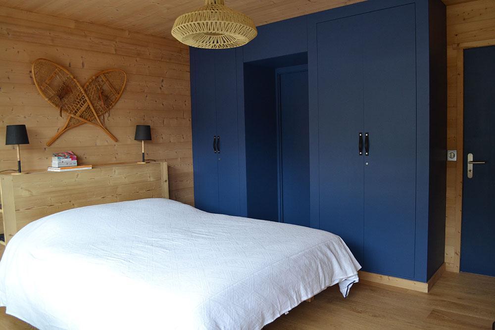 Location au ski Appartement 5 pièces 10 personnes (001) - Residence Le Danay - Le Grand Bornand - Chambre