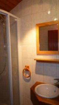 Location au ski Appartement 2 pièces 4 personnes (1651) - Residence Le Tardevant - Le Grand Bornand - Salle d'eau