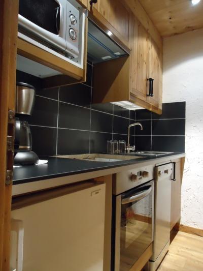 Location au ski Appartement 2 pièces 4 personnes (1723) - Residence Le Tardevant - Le Grand Bornand - Cuisine