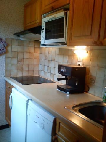 Location au ski Appartement 2 pièces 4 personnes (3061) - Residence Le Tardevant - Le Grand Bornand - Kitchenette