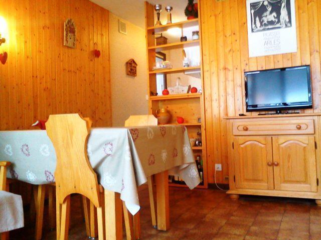 Location au ski Appartement 2 pièces 4 personnes (3061) - Residence Le Tardevant - Le Grand Bornand - Table