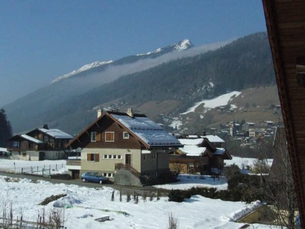 Résidence au ski Residence Le Vieux Noyer