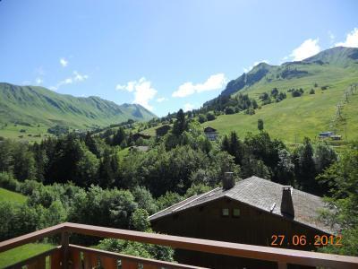 Location au ski Appartement 2 pièces 4 personnes (316) - Residence Les Cossires - Le Grand Bornand