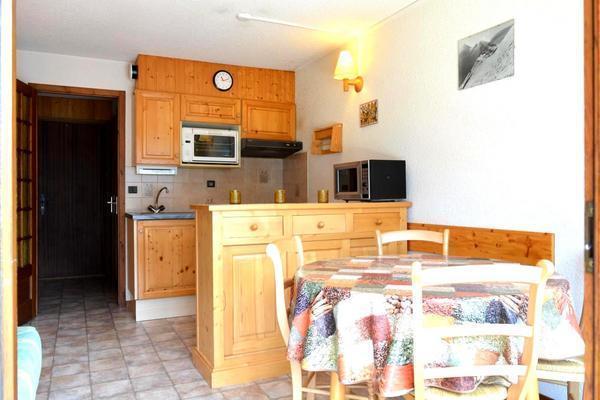 Location au ski Studio coin montagne 3 personnes (139) - Residence Les Parasses - Le Grand Bornand