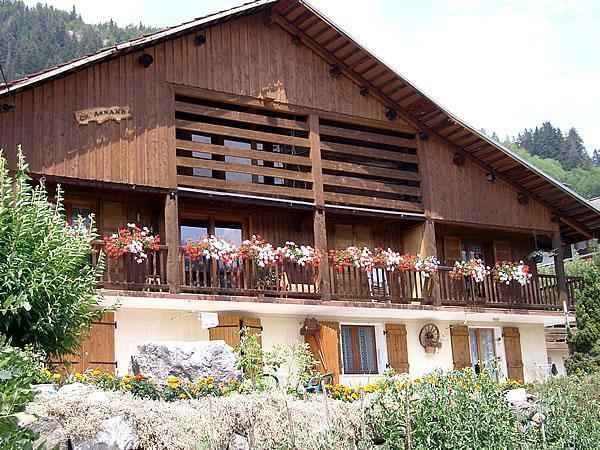 Wynajem na narty Apartament 2 pokojowy 4 osób - Chalet Ch'Armand - Le Grand Bornand