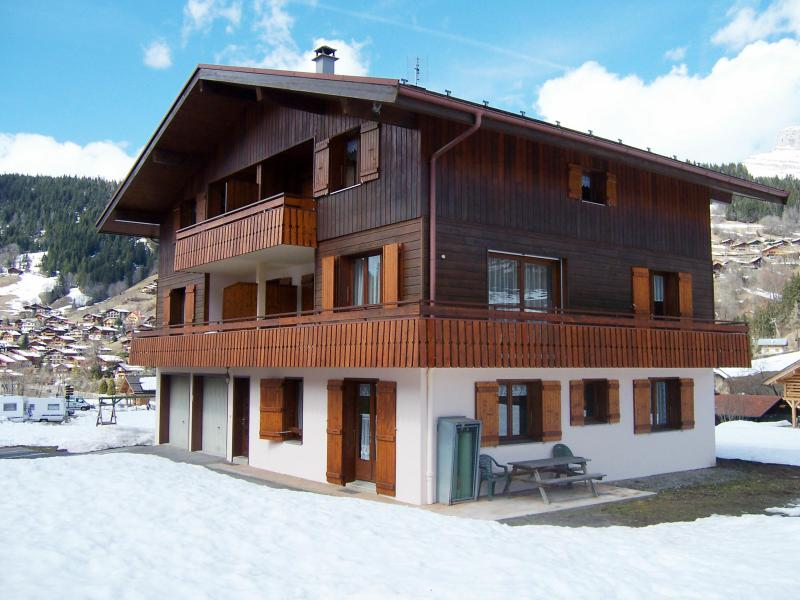 Wynajem na narty Chalet Charvin - Le Grand Bornand