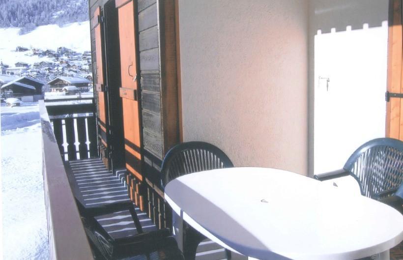 Wynajem na narty Apartament 2 pokojowy 5 osób (3) - Chalet Charvin - Le Grand Bornand