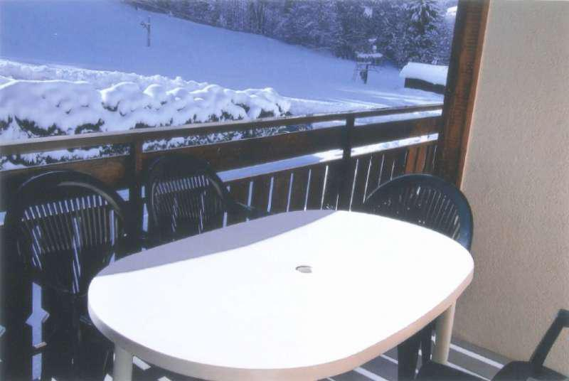 Wynajem na narty Apartament 3 pokojowy 6 osób (1) - Chalet Charvin - Le Grand Bornand