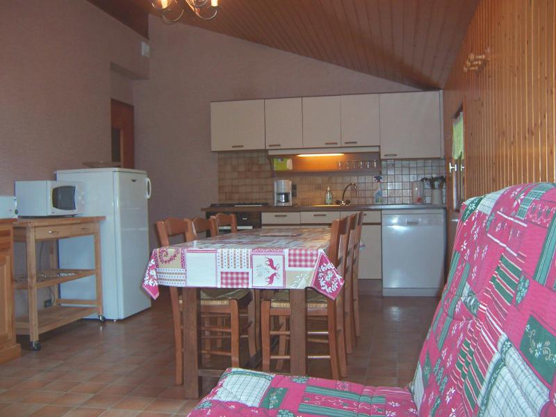 Wynajem na narty Apartament 3 pokojowy 6 osób (2) - Chalet Charvin - Le Grand Bornand