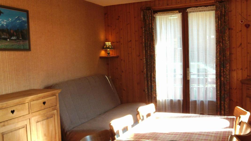 Wynajem na narty Apartament 3 pokojowy 6 osób (4) - Chalet Charvin - Le Grand Bornand