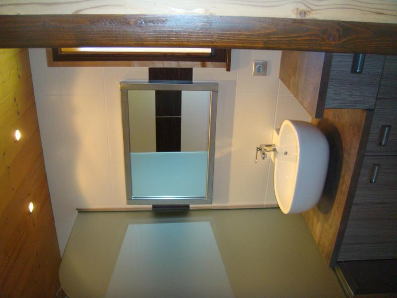 Wynajem na narty Apartament 2 pokojowy kabina 6 osób - Chalet Etche Ona - Le Grand Bornand