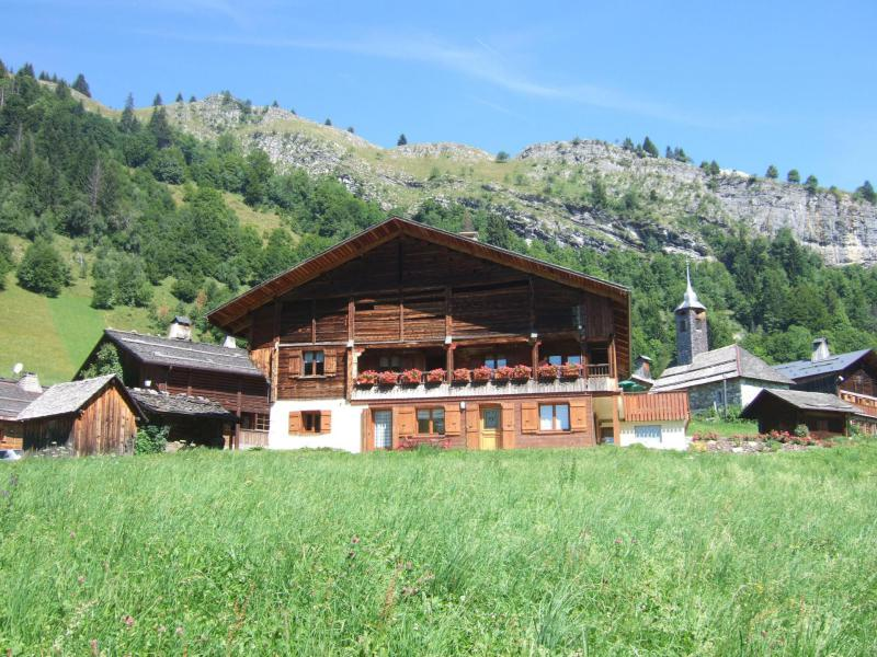 Wynajem na narty Chalet Fontaine - Le Grand Bornand