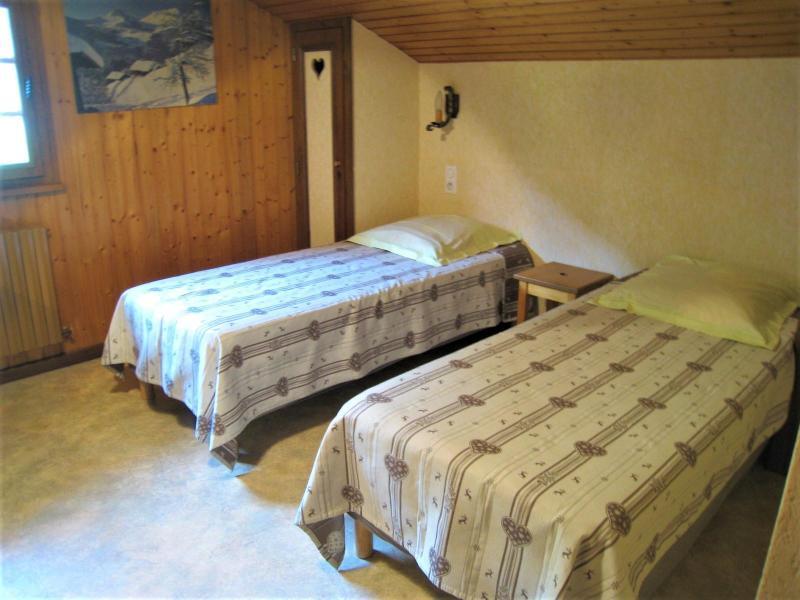 Location au ski Appartement 4 pièces 8 personnes (001) - Chalet le Bris'Orage - Le Grand Bornand - Chambre